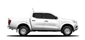 Group DSH Nissan NP300 4x2 Double Cab