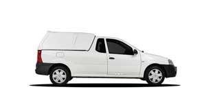 Group TH Nissan NP200 Single Cab half ton