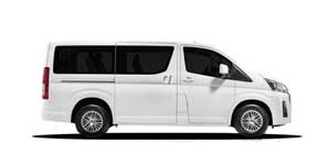 Group YH Toyota Quantum 10 Seater or similar