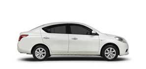 Group CH Nissan Almera or Similar