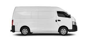 Group UH Nissan NV350 Panel Van